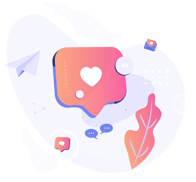 Réseaux Sociaux / Social Media Cassian