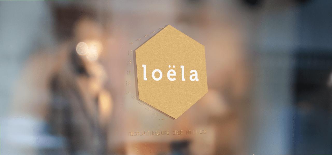 Optimisation du design existant pour Loëla par l'agence Cassian