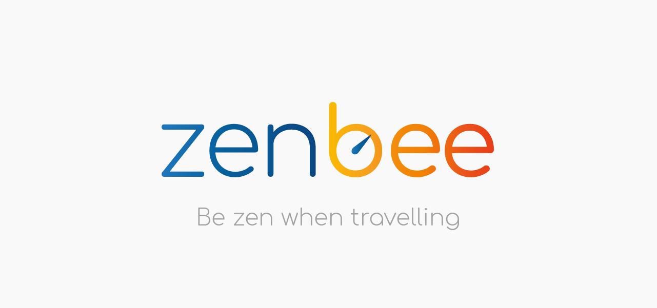 identité visuelle, supports de communication print pour Zenbee par l'agence Cassian