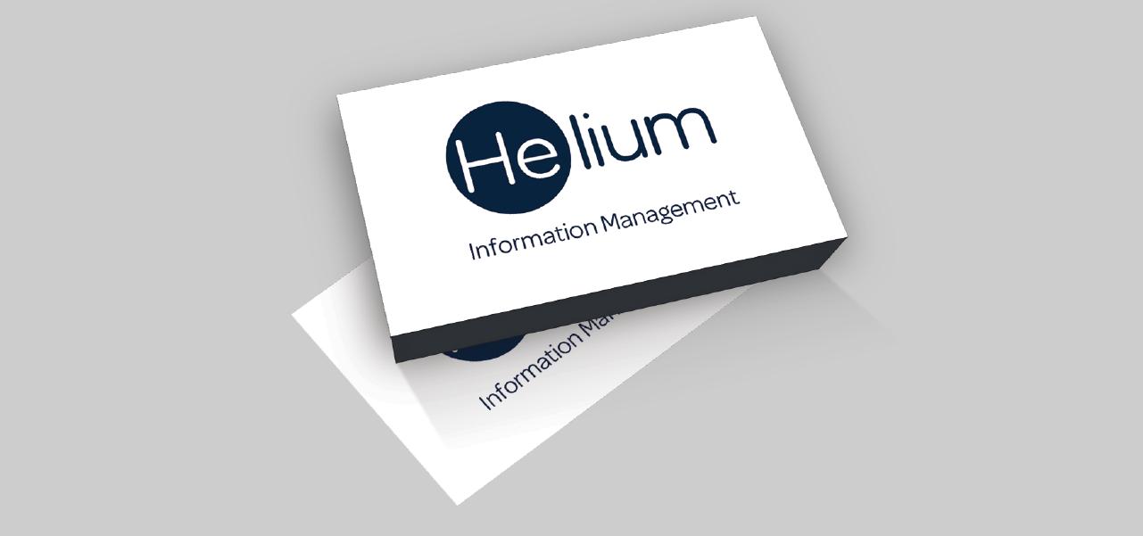 Projet pourHelium par l'agence Cassian