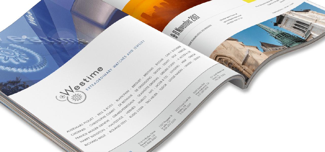 Création d'un catalogue pour Onlywatch par l'agence Cassian