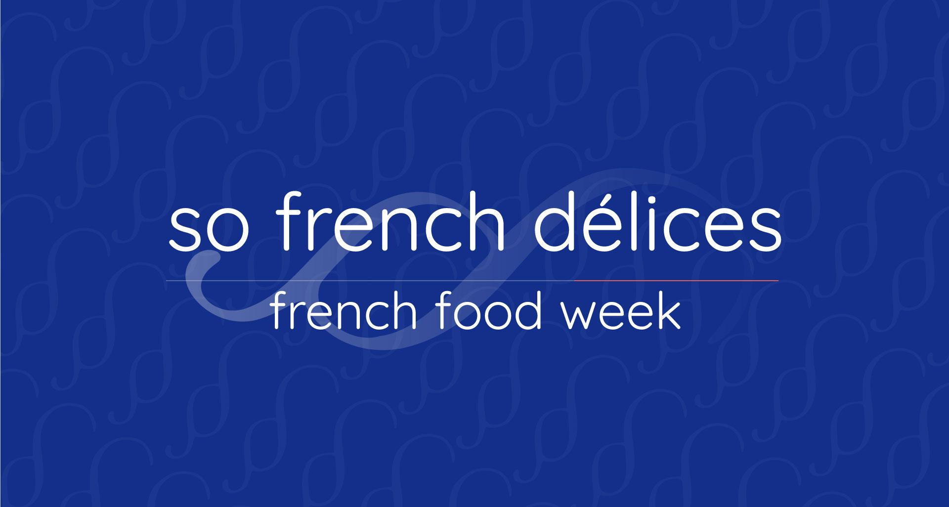 Projet pourSo French Délices par l'agence Cassian