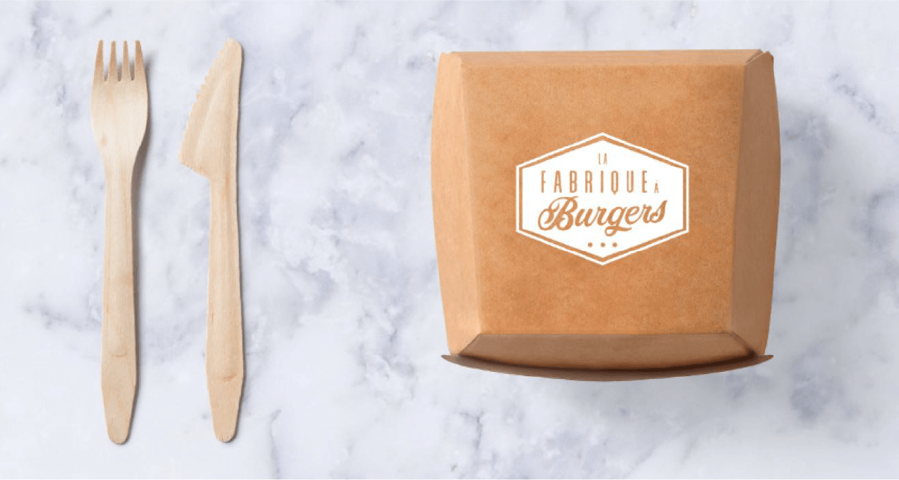 Création de l'agence Cassian pour Burger
