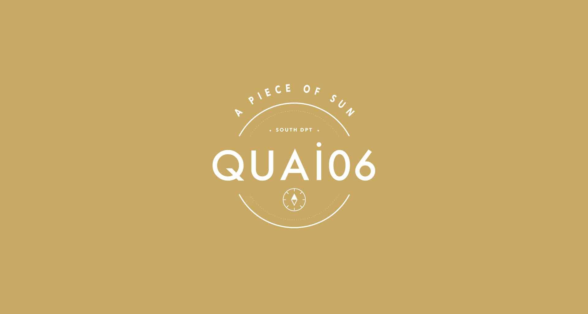 Projet pourQuai 06 par l'agence Cassian