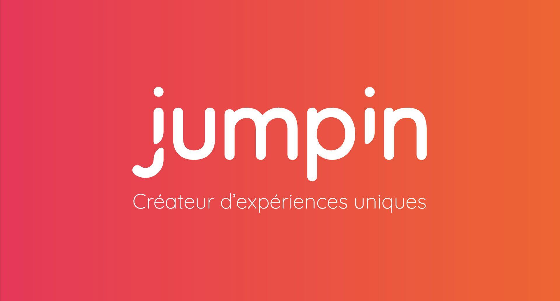Refonte de l'identité graphique pour Jumpin par l'agence Cassian