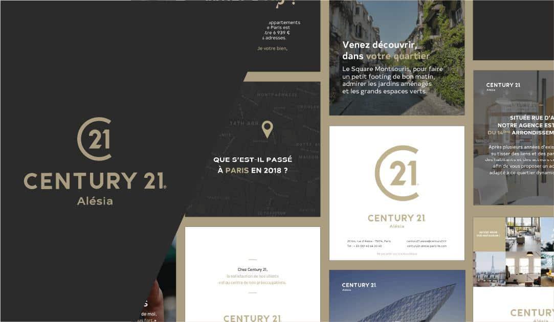 Century 21 Alesia