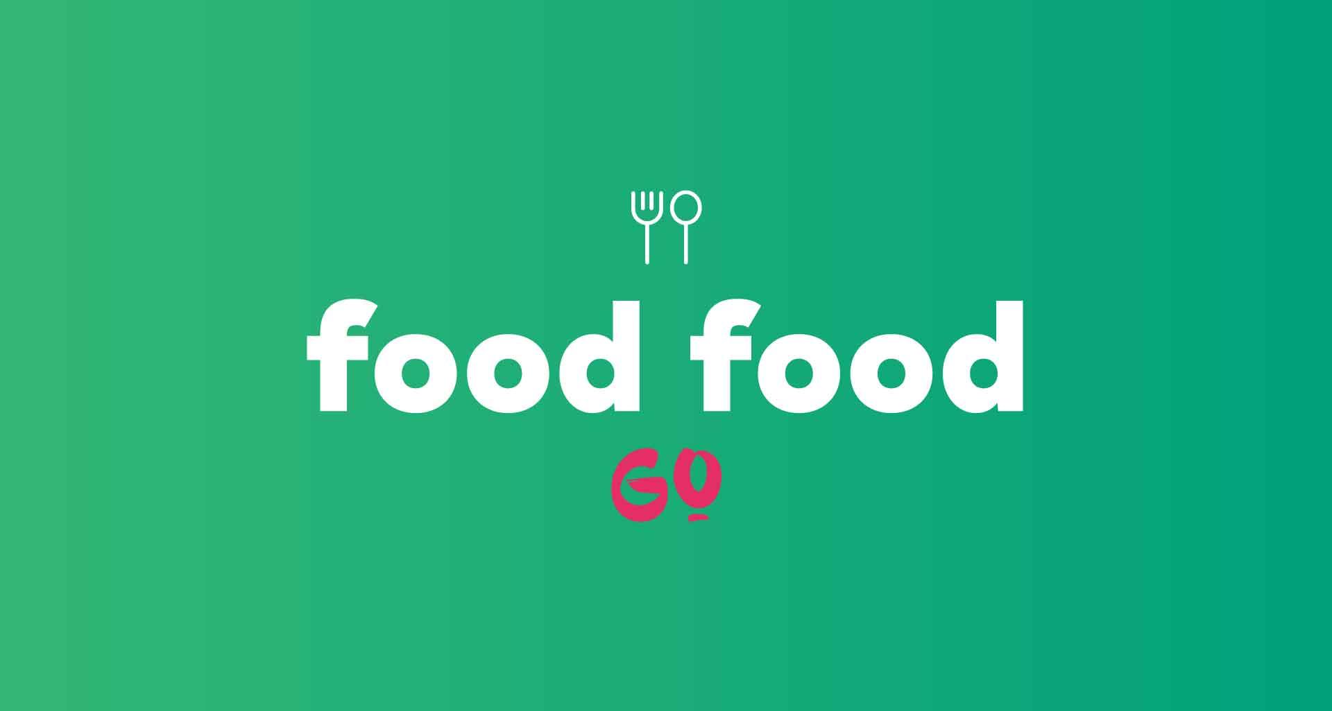 Projet pourFood Food Go par l'agence Cassian