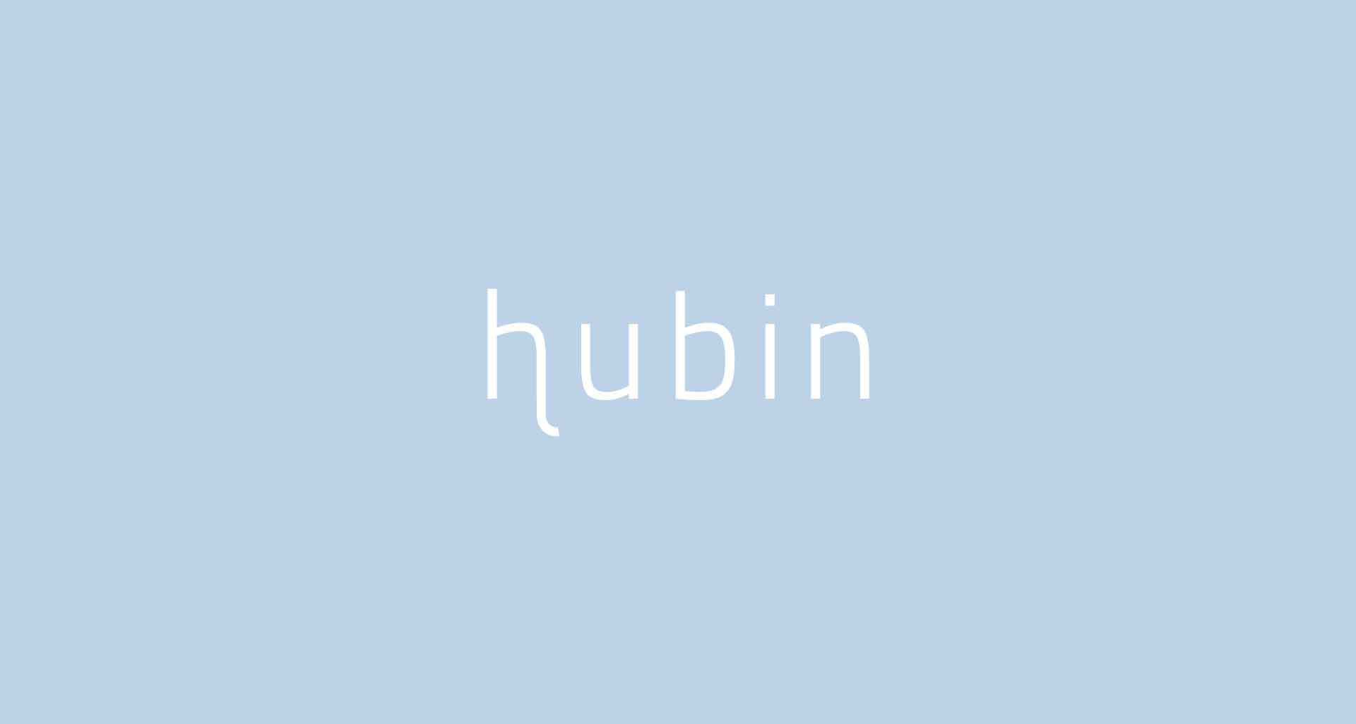 Projet pourHubin par l'agence Cassian