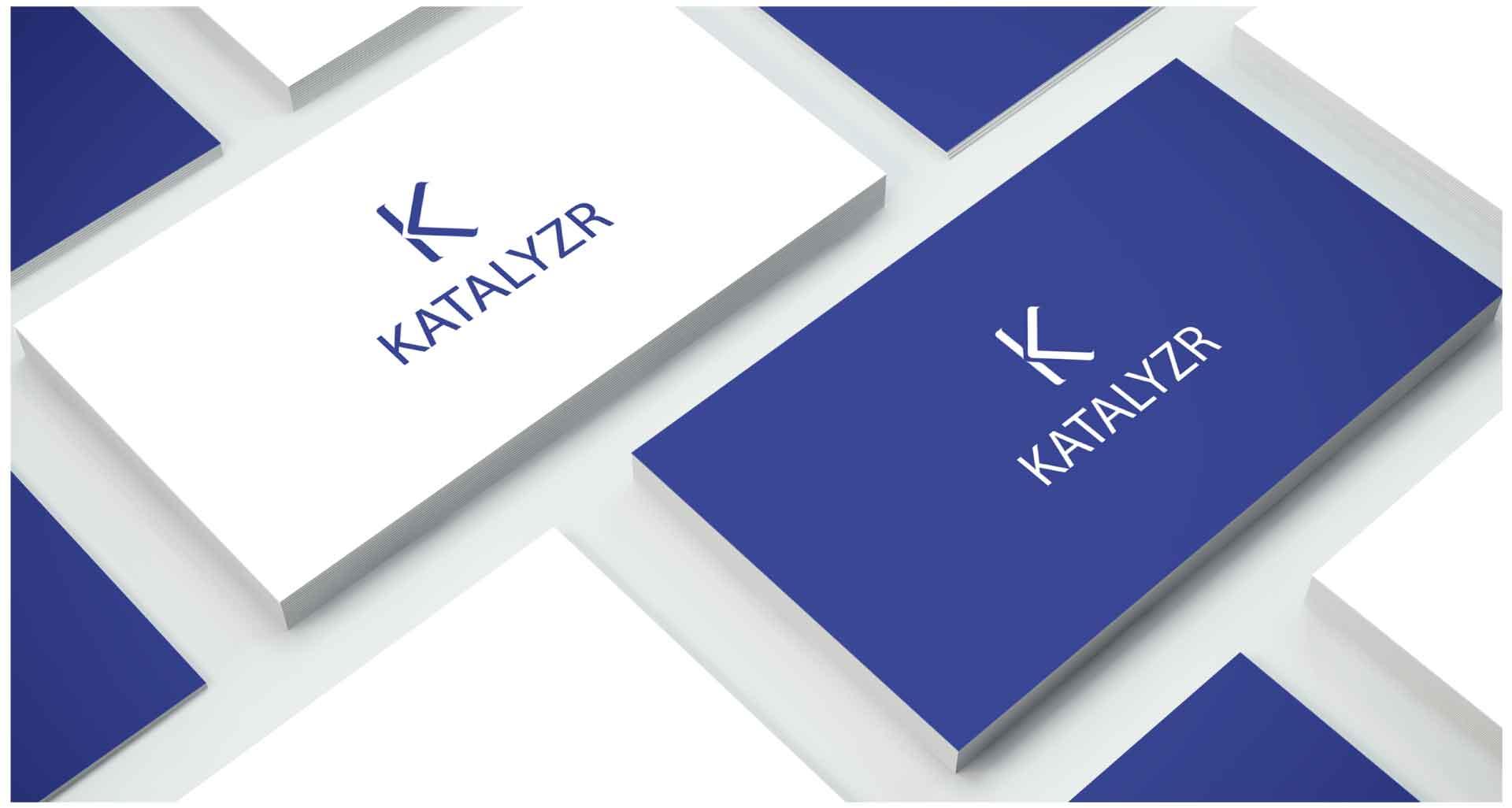 Projet pourKatalyzr par l'agence Cassian