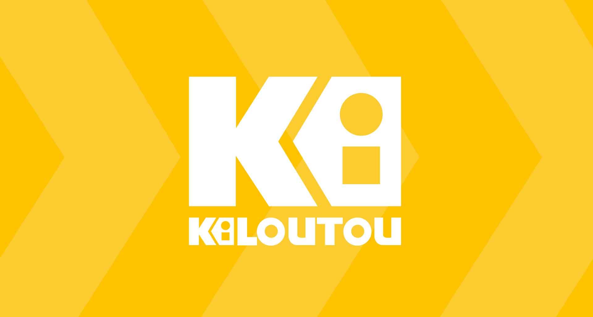 Refonte de l'identité graphique pour Kiloutou par l'agence Cassian