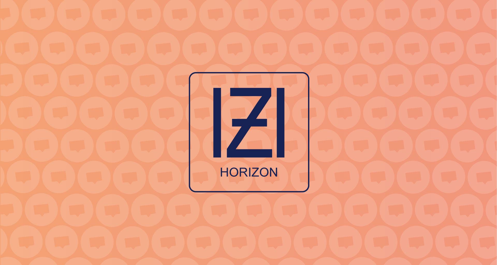 Projet pourHorizon par l'agence Cassian