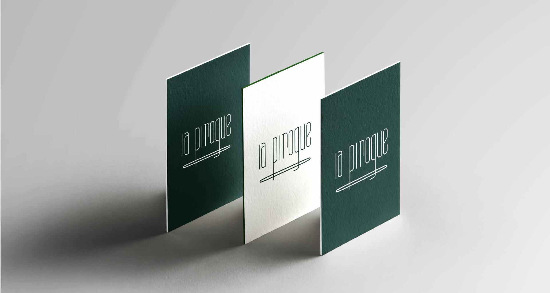 Projet pourLa Pirogue par l'agence Cassian