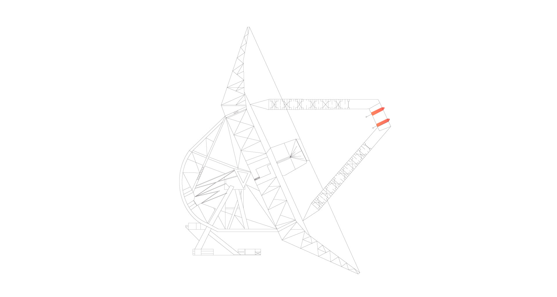 Projet pourStudio Equinoxe par l'agence Cassian