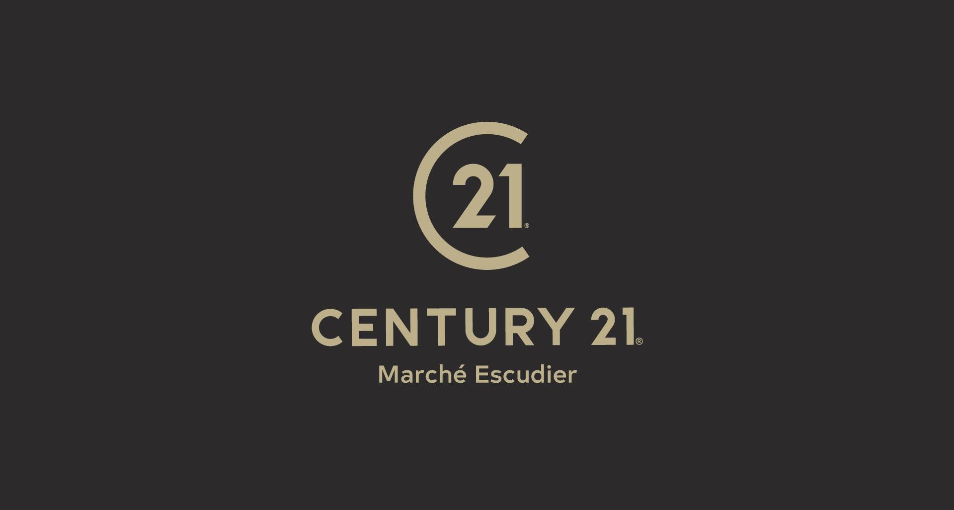 Projet pourCentury 21 Marché Escudier par l'agence Cassian