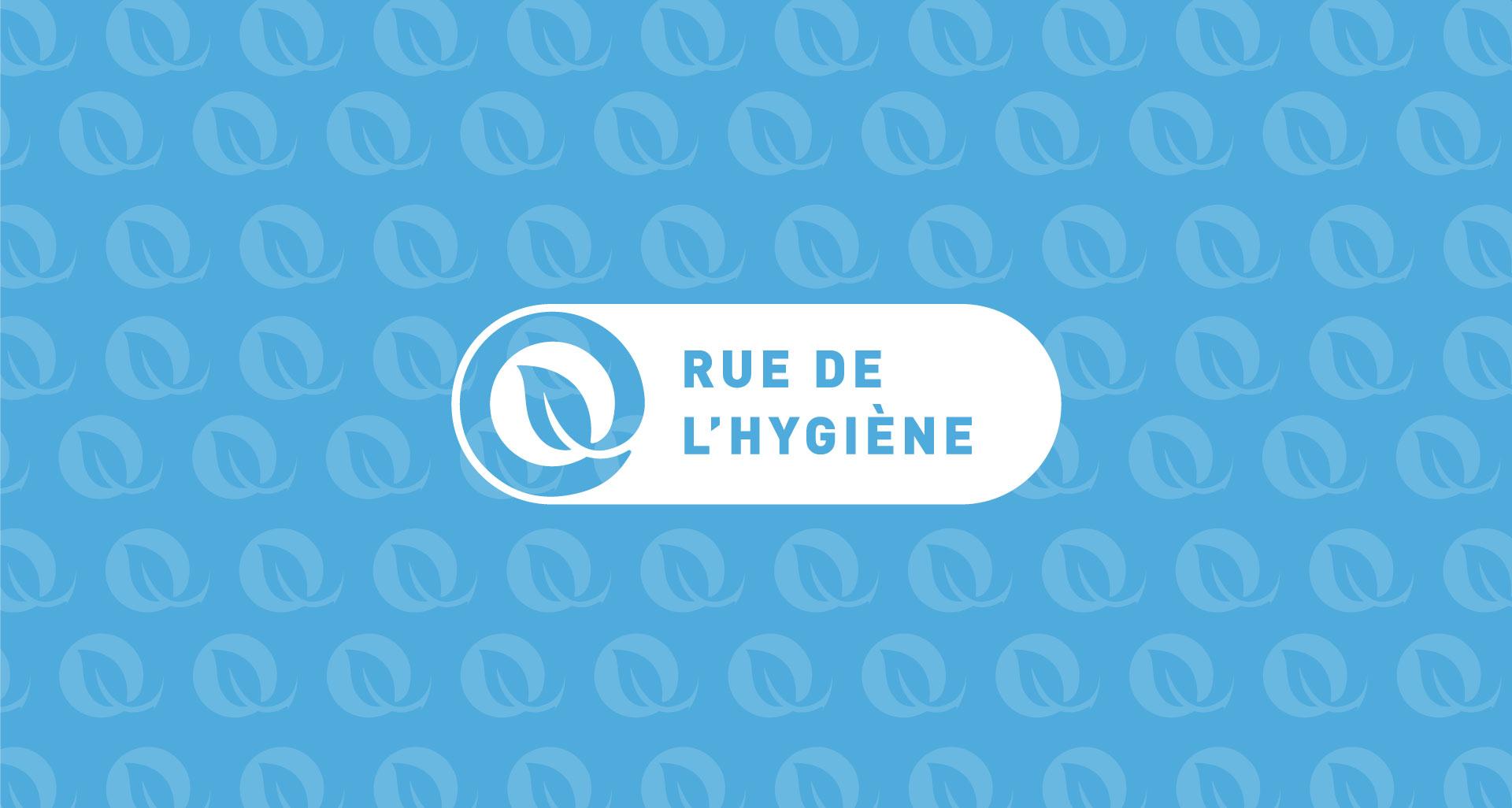 Projet pourRue de l'Hygiène par l'agence Cassian